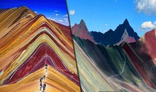 Cusco: continúa disputa por la montaña de Siete Colores
