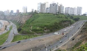 Costa Verde: inician trabajos para la construcción del viaducto Armendáriz
