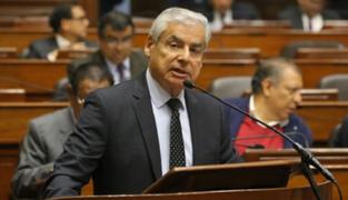 """César Villanueva: """"Las diferencias con el Congreso acabaron ayer"""""""