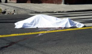 Niño de 10 años murió atropellado en La Libertad
