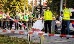 Cuatro escolares mueren arrollados por un tren en Holanda