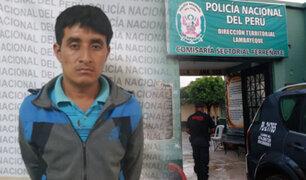 Hombre asesina a su pareja y a su hijo de 6 años en Chiclayo