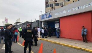 Confirman que alerta de explosivo en MTC fue una falsa alarma