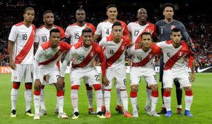 La bicolor desciende en nuevo ranking FIFA tras amistosos