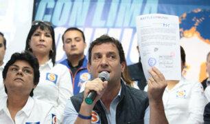 Renzo Reggiardo aún no confirma participación en debate municipal