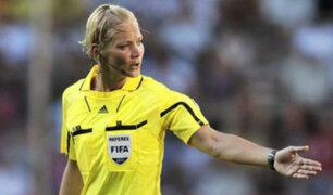 El liderazgo de las mujeres árbitro en el mundo futbolístico