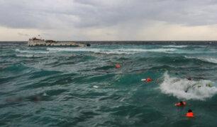 Se temen más de 200 muertos en naufragio de un ferry en Tanzania