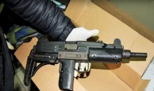 Callao: detienen a sujetos que portaban arma de guerra