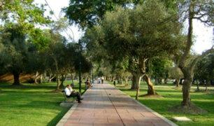 San Isidro: vecina desata polémica por prohibir tomarse fotos en parque El Olivar