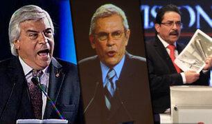Los mejores momentos de los debates electorales que siguen en la memoria de los peruanos