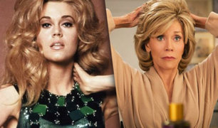 Jane Fonda revela que odia haberse sometido a cirugía plástica