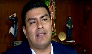 Candidato Rudy García hace sus descargos tras ser vinculado con organización criminal