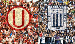 FPF cierra temporalmente estadios de Universitario y de Alianza Lima