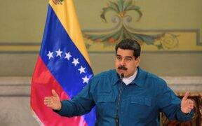 Venezuela: Maduro niega crisis migratoria en su país