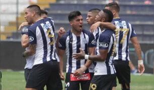Alianza Lima venció 3 – 1 a Unión Comercio por el Torneo Clausura