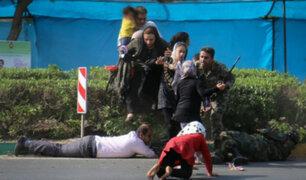 Irán: atentado durante desfile militar deja al menos 29 muertos