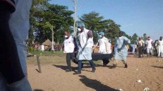Naufragio de un ferri deja más de 150 muertos en Tanzania