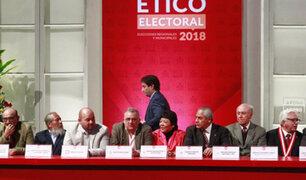 Elecciones 2018: candidatos a la alcaldía de Lima debaten esta noche