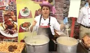 Mini Mistura: feria ofrece platos de las tres regiones del Perú