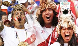 Premio FIFA The Best: hinchada peruana consigue galardón a la 'Mejor Afición'