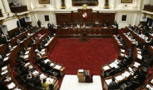 Continúan discrepancias entre congresistas por aprobación de proyectos de reforma constitucional
