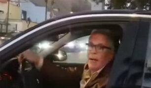 Hombre que amenazó con arma de fuego a chófer descartó cualquier tipo de agresión
