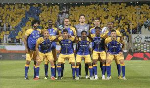 Christian Ramos: Al-Nassr venció 1-0 a Al-Taawon por liga de Arabia