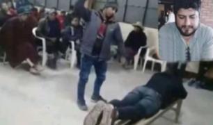 Cajamarca: azotan a candidato por presunta compra de votos