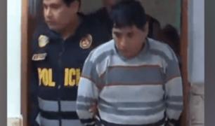 Vecinos de La Victoria piden no dejar en libertad a presunto acosador sexual