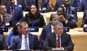 EEUU: Venezuela es uno de los temas centrales en la Asamblea 73 de la ONU
