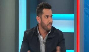 Actor Renato Bonifaz negó ser la persona que grabó a Manuel Liendo Rázuri
