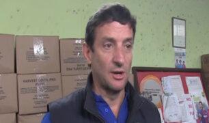 Renzo Reggiardo invitó a Ricardo Belmont para debatir en Barrios Altos