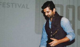 Duele Amar: Barun Sobti ganó premio a mejor actor por película '22 Yards' [VIDEO]