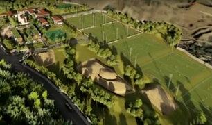 Selección Peruana: nuevo complejo deportivo tendrá 6 campos de fútbol