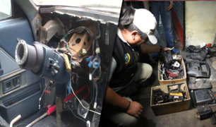 Alarmante realidad: ladrones de autopartes operan en todo Lima y Callao