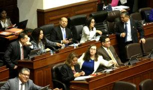 Fuerza Popular: 26 congresistas firmaron compromiso para cumplir plazos de la reforma