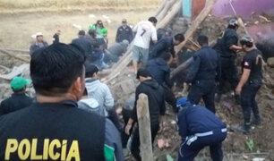La Libertad: dos muertos deja explosión en taller de pirotécnicos en Otuzco
