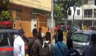 San Martín de Porres: tras balacera frustran asalto a empresario