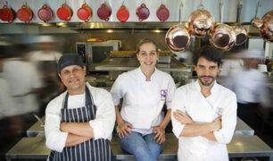 Pía León fue reconocida como la Mejor Chef Femenina de América Latina