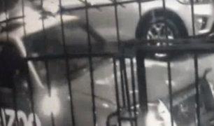 Miraflores: despiste de camioneta de serenazgo alarmó a vecinos