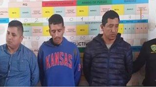 Chorrillos: Policía detiene a delincuentes que iban a asaltar bodega