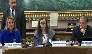 Comisión de Constitución postergó debate sobre bicameralidad