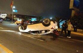 Modelo de academia de Marina Mora sufre accidente de tránsito
