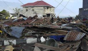 Indonesia: sismos van dejando 384 personas fallecidas
