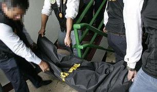 El Agustino: Policía asesina a su expareja y luego se suicida