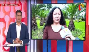 ONPE se pronuncia por caso de vecina de San Borja que vota en Chiclayo