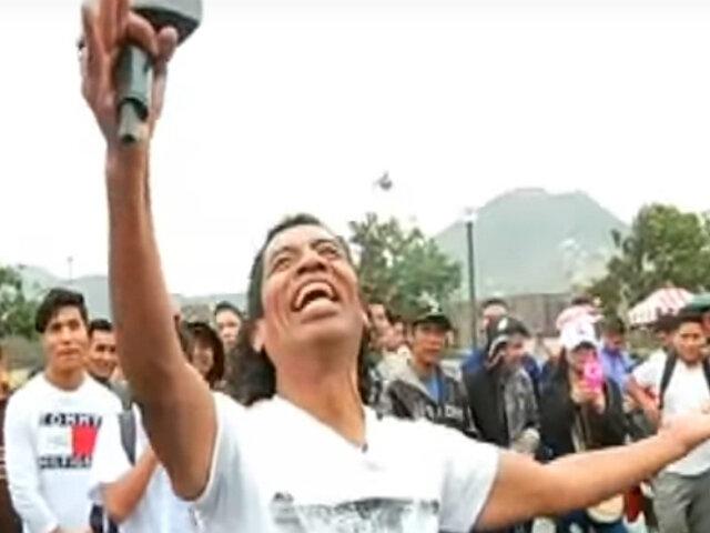 """Cachay sobre recuperación de su hermano 'Puchito': """"Gracias a Dios mi hermano sigue vivo"""""""