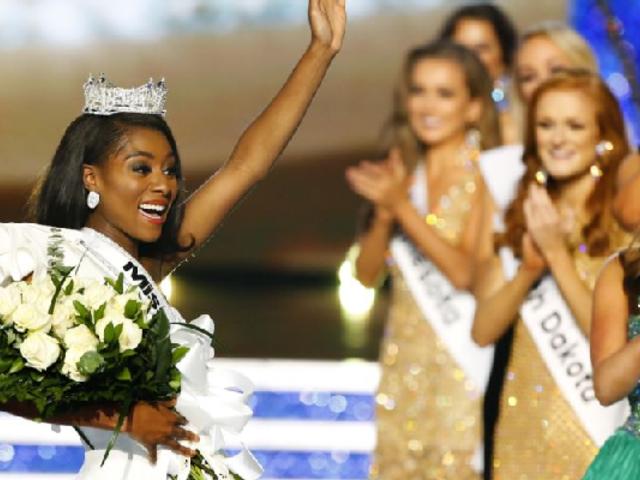 EEUU: miss Nueva York ganó concurso Miss América 2019