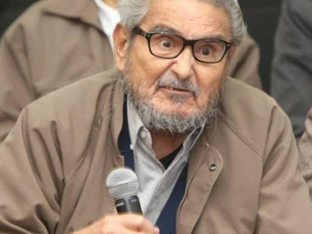 Abimael Guzmán: admiten a trámite demanda de habeas corpus a favor de terrorista
