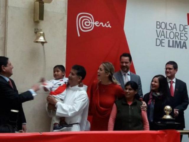 Teletón 2018: inicia jornada solidaria con tradicional 'campanazo'